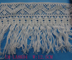 Kledingtoebehoren Viscose Woven Borduursel Vaas Crochet 30mm 120mm 3.0cm 12,0cm Trim Purfle Fabric Trimming Fashion Lace Tassel Cotton Rand veter