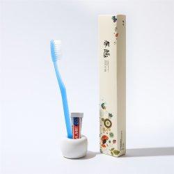 歯ブラシ 3G 歯磨き粉の浴室のキットのゲストのホテルのアメニティセットの製造者