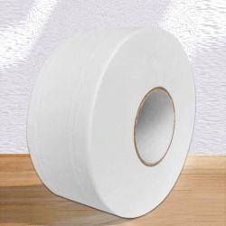 Zachte huid-Vriendschappelijk voor het Huishouden van het Papieren zakdoekje van de Closetrollen van het Weefsel van het Toiletpapier van de Badkamers van het Huis
