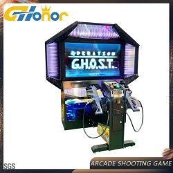 Écran HD de 2 joueurs Coin exploité pistolet laser le jeu de tir Arcade le jeu de tir de la machine simulateur d'Arcade le tir sur cible Joueur de jeu vidéo Arcade Machine