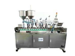 Binnen-Verwarmt van de Buis van de Prijs van de fabriek Auto Plastic het Vullen Verzegelende Machine