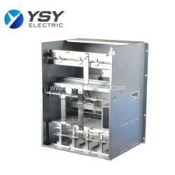 Contenitore in lamiera estruso di alluminio elettronico realizzato su misura in fabbrica