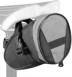 屋外の循環のマウンテンバイクのためのシートの下のサドルの記憶袋ストラップの自転車のサドルシート袋のバイクのテール後部袋