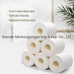 China matérias-primas virgens de fábrica para fazer o papel de tecido/papel higiénico Jumbo Mãe rolo para converter