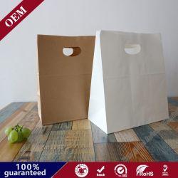 다이 컷 SOS PVC 패치로 쇼핑 종이 가방을 보강합니다
