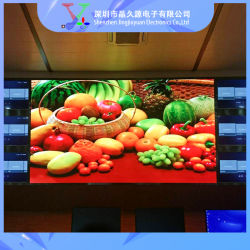 Painel de LED China P3.9 Bicicleta Processador de vídeo para Tela de LED LED de exterior a Tela Fases LED de fundo da parede de vídeo