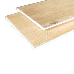 O Intertravamento Moistureproof limpeza fácil o composto de plástico de madeira WPC pisos de vinil