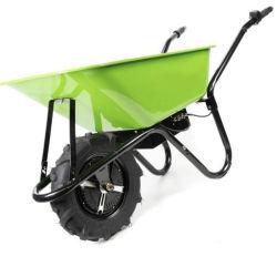 Hot Design Einhand-Trolley-Elektro-Batterie-Schubkarre