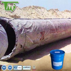 Krachtige Beschermende EpoxyDeklaag Op basis van water voor Pccp