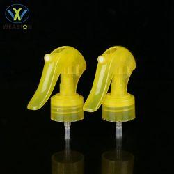 중국 매끄러운 마감을%s 가진 24/410의 28/410의 Plsctic 손 장식용 소형 트리거 스프레이어