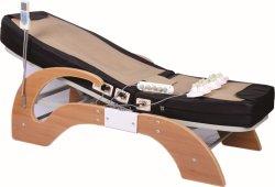 탑 레버 전기 적외선 열치료 전신 옥 나무 프레임이 있는 시아츠 리프트 마사지 침대