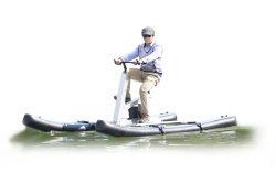 Nuova barca del pedale della bici dell'acqua di sport di alta qualità 2020 da vendere