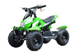 Off Road 49cc Mini Quads, ATV 4 Wheeler Quad
