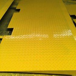 Chinesische bewegliche Behälter-Eingabe-Rampe für Gabelstapler