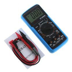 Bildschirmanzeige-professionelles elektrisches Handprüfvorrichtung-Messinstrument Digital Dt9205A Wechselstrom-Gleichstrom-LCD