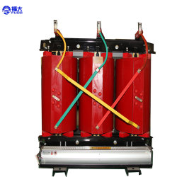 11kv 630kVA 에폭시 수지는 Dry-Type 변압기 또는 배급 변압기를 던졌다