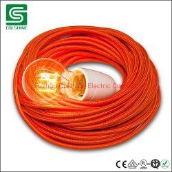 Draad van de Kabel van de Stof van de Draad van de Kabel van Colshine de Textiel Elektro