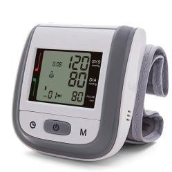 Nuovo tipo in pieno video elettronico automatico del braccio del dispositivo di misurazione di pressione sanguigna di pressione sanguigna