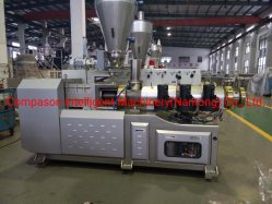 22-33D Ksj80 Automatic Single Screw Extruder voor PP/PE/PVC/PS/PC en enz. Material Extruding, Granulating en Piping