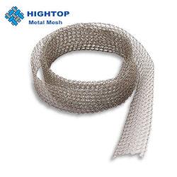 チタニウムのガスのデミスターフィルターのための液体の金網