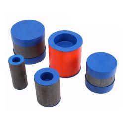 Produttori cinesi tappi protettori estremità tubo in plastica tubi in acciaio inox Cappucci terminali