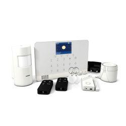 GSM WiFi van Tuya van de Veiligheid van het Alarm van Smartlife het Alarm van de Indringer van de Veiligheid van de Gateway van Tuya van de Hub met de Slimme Sensoren van de Deur, de Slimme Sensor van de Motie