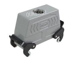 オートメーション産業用の純正工場ヘビーデューティコネクタハウジングは、ワイヤハーネスに広く使用されています