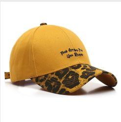 Cappello da sole - Donna Baseball Cap Leopard modello Patchwork uomo Tappo