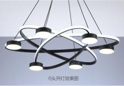 ديكور فندق المشروع بمصباح سقف LED ذو طراز أوروبي بسيط ضوء سطح LED