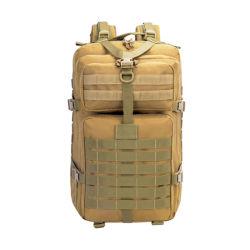 Sac à dos Sac étanche portable Trekking d'assaut tactique Camo sac à dos de la chasse