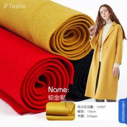 Bojin Ni Chinees Populair Fake Wool Garment Woollen Brush Polyester Stof