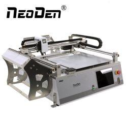 스크린 프린터 및 리플로우 오븐이 있는 Neoden3V 픽 플레이스 머신 소규모 SMT 라인입니다