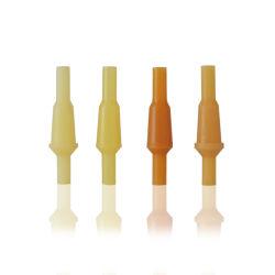 O látex tubo de borracha sem látex tubo de borracha para o conjunto de infusão IV definir as lâmpadas de borracha não esterilizadas
