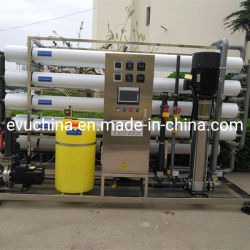 El agua de mar/Swro/Agua Salobre/Bwro/Agua/Agua de Pozo/Metro purificador de tratamiento de agua equipo de desalinización por ósmosis inversa RO