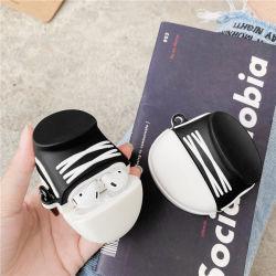 Accessoires pour Airpods 1 2 couvre en silicone souple Chaussures 3D des étuis de protection pour les écouteurs Apple Airpods PRO boîte de chargement de commerce de gros