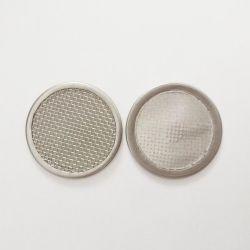 304 Aço Inoxidável tela de malha de arame redondo para Filtro Filtro de Disco