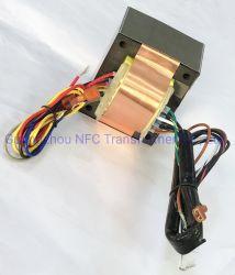 저주파 e-i 전력 변압기 10uh에 15A에 의하여 용접되는 박판에 800mh 0.5A