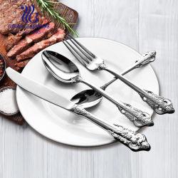 台所(SM0820)のための良質のステンレス鋼のナイフの夕食テーブルウェア
