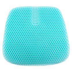 Heißes verkaufenbienenwabe-Kissen-kaltes Silikon-Sitzkissen für Hinterteil-Heide