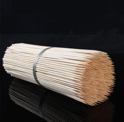 Bambú para barbacoa Kebab Skewers a la parrilla