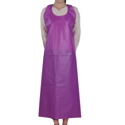 レインコート/衣服またはエプロンのための白く青いピンクの紫色TPUのフィルム