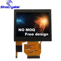 La lumière du soleil avec écran LCD tactile 3,5 pouces Module TFT LCD 320x240 DOT Matrix LCD tactile TFT avec Module d'affichage