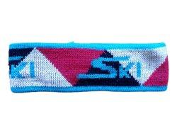 Le sport de haute qualité fait sur mesure de la bande élastique tricoté en tête