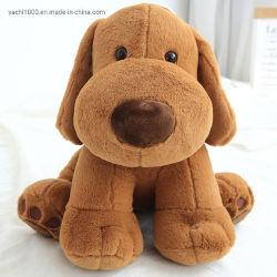 도매 선전용 선물 신식 채워진 연약한 견면 벨벳 장난감 개 동물