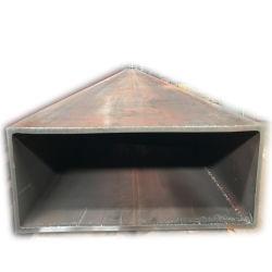 Q195 Q215 Q235 Q345/Welded nahtloses mildes Kohlenstoffstahl-Rohr/Schwarz-Stahlrohr-Quadrat/rechteckiges freies asiatisches Gefäß