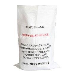 Großhandels25kg 50kg pp. Sack-Beutel mit Gummidrucken