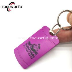 Custom Smart Keyfob ID IC Keychain plastic Tag S50 Key Kaart voor het slot van de hoteldeur