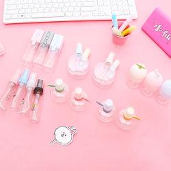 Rose Spray bouteilles réutilisables en plastique bouteille De Parfum Vaporisateur parfum