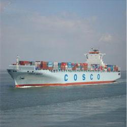 La logistique se spécialisent dans l'entreprise par la mer, air et d'exprimer
