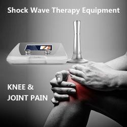 Physiotherapie-Stoßwelle-Radialstoßwelle-Therapie-Gerät für körperliche Therapie